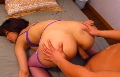 Saki Konno Hot Asian ass is ready for a hard poking by her date